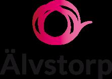 Älvstorp, Stockrosen logotyp